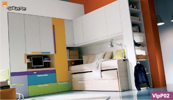 Stunning Camera Ragazzi 2 Letti Images - Modern Home Design ...