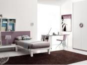camere moderne per ragazzi