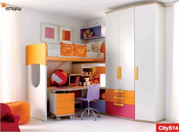 Camerette a soppalco a milano e in lombardia - Ikea mobili camera bambini ...